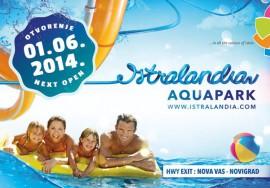 В 2014 году в Хорватии на Истрии откроются сразу два аквапарка!