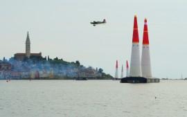 Red Bull Air Race возвращается в Ровинь!