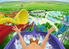 В Хорватии, на Истрии открылся второй аквапарк – Aquacolors!